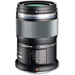 OLYMPUS M.Zuiko Digital ED 60mm 1:2.8 / EM-M6028 Makro CRNI
