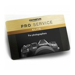 OLYMPUS PRO SERVICE - Elite - 1 Year - Agreement (B2C only)