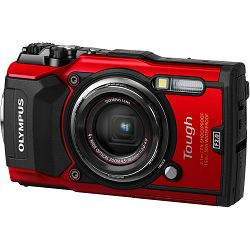 Olympus TG-5 RED, V104190RE000 - Gratis neoprenska torbica