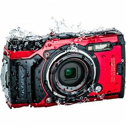 OLYMPUS TG-6 Red, V104210RE000
