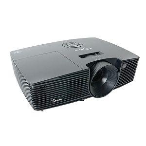 Optoma W300 - DLP DC3, WXGA (1280x800), HD (720p), 3000 ANSI, 13000:1, 2,3 Kg