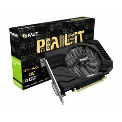 Palit GF GTX1650Super StormX OC, 4GB GDDR6