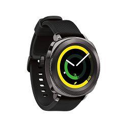 Pametni sat SAMSUNG Gear Sport, SM-R600, crni