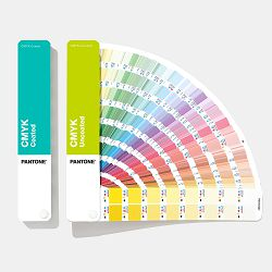 PANTONE CMYK Guide Set Coated & Uncoated; GP5101A