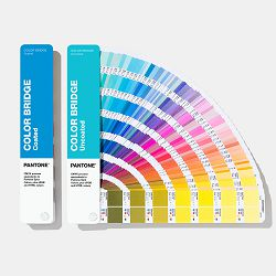 PANTONE Color Bridge Guide Set Coated & Uncoated, GP6102A