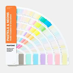 PANTONE Pastels & Neons Guide Coated & Uncoated, GG1504A
