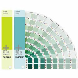 PANTONE PLUS CMYK Guide Set Coated & Uncoated, GP5101
