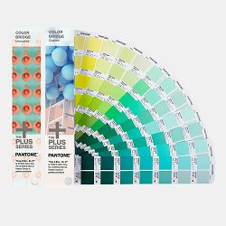 PANTONE PLUS ColorBridge Set Coated & Uncoated, GP6102N