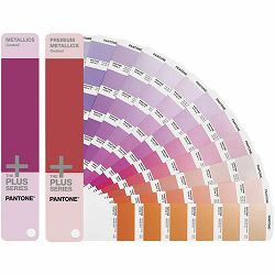PANTONE PLUS Metallics Guide Set, GP1507