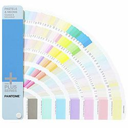 PANTONE PLUS Pastels and Neons coated & Uncoated Guide, GG1504