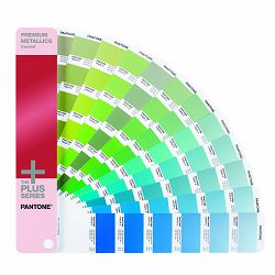 PANTONE PLUS Premium Metallics Guide Coated, GG1505