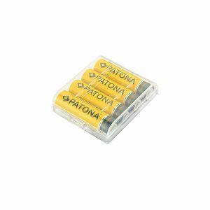 Patona 4xAAA 900mAh punjive baterije + kutijica