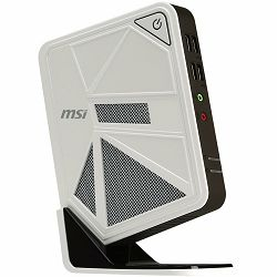 PC MSI Wind Box DC111 (Intel NM70, Intel Celeron 1037U, 4GB DDR3, 500GB, USB2.0, USB3.0, LAN, Wi-Fi, CardReader, Intel HD Graphics, VGA, HDMI, Windows 8.1 standard, White)