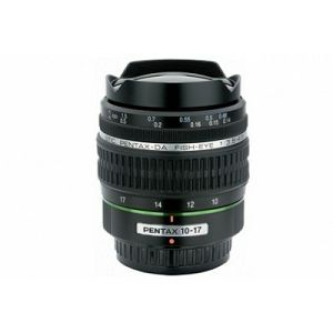 Pentax 10-17mm Fish-eye f/3.5-4.5 ED (IF) - AKCIJA!
