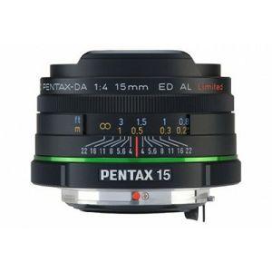 Pentax 15mm f/4.0 ED AL Limited crni ili srebrni