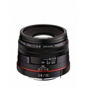 Pentax 35mm Macro f/2.8 Limited crni ili srebrni