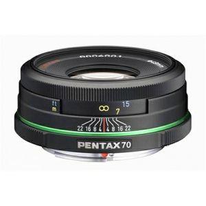 Pentax 70mm f/2.4 Limited crni ili srebrni