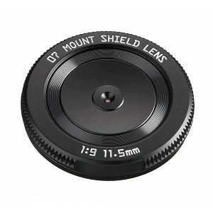 Pentax MOUNT SHIELD LENS 11mm f/9 (Pentax Q system)