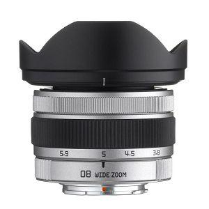 Pentax WIDE ZOOM 3,8-5,9mm f/3,7-4 (Pentax Q system)