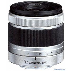 Pentax ZOOM STANDARD 5-15mm f/2,8 - f/4,5 AL IF (Pentax Q system)