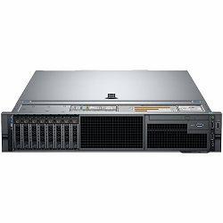 DELL EMC PowerEdge R740, Intel Xeon Silver 4108, 16GB RDIMM, 600GB 10K RPM SAS 12Gbps 512n 2.5in Hot-plug HDD, iDRAC9 Expr., PERC H330 RAID, Single Hot-plug PS750W, TPM 2.0, 5720 QP 1Gb, 3YNBD