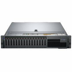 DELL PowerEdge R740, Intel Xeon Silver 4110 2.1G,8C/16T,9.6GT/s, 16GB RDIMM 2666MT/s, 120GB SSD SATA,PERC H730P+/2GB NV Cache, Hot-Plug PS(1+0)750W, iDRAC 9 Expr.,LOM 1GbE DP, TPM 2.0, 3Y NBD