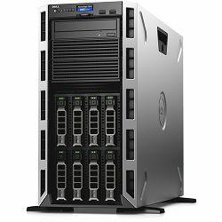 DELL EMC PowerEdge T430, Intel Xeon E5-2620 v4 2.1GHz, 16GB RDIMM, 2400MT/s, 120GB SATA SSD, PERC H730 1 Gb NV Cache, DVD+/-RW, 750W(1+1), iDRAC8 Basic, On Board LOM, TPM 2.0, 3Y NBD