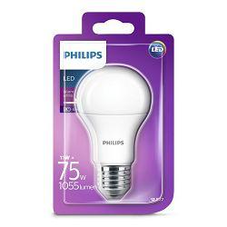 Philips LED žarulja, E27, A60, topla, 75W, mutna