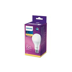 Philips LED žarulja, E27, A67,  topla