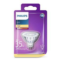 Philips LED žarulja, GU5.3, topla, 3.5W, 5W,36 st.
