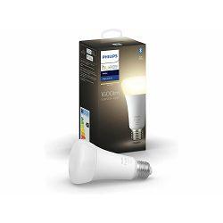 Philips HUE žarulja, E27, topla bijela, 15.5W