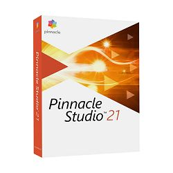 Pinnacle Studio 21 -  DVD box