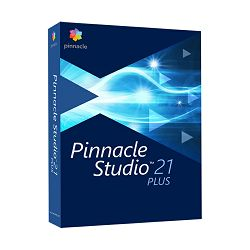 Pinnacle Studio 21 Plus - DVD box