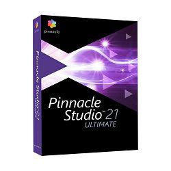 Pinnacle Studio 21 Ultimate - DVD box