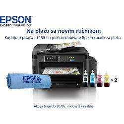 PISAČ EPSON L1455 CISS A3 C11CF49401 + poklon Epson ručnik - AKCIJA!