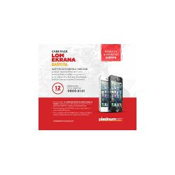 Platinum CP, lom ekrana 3001-4500kn, 12 mjeseci