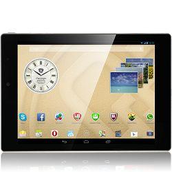 PRESTIGIO MultiPad 4 Diamond 7.85 3G (7.85 IPS,1024x768,16GB,Android 4.2,QC1.2GHz,1GB,4700mAh,2MP,BT,GPS,FM,Phone,3G,Pouch) Black Retail