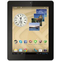 PRESTIGIO MultiPad 4 Ultra Quad 8.0 3G (8.0IPS,1024x768,8GB,Android 4.2,QC1.2GHz,1GB,4600mAh,2.0MP,BT,GPS,FM,Phone,3G,Pouch) Black Retail