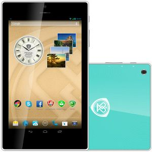 PRESTIGIO MultiPad Color 7.0 3G (7.0 IPS,1280x800,16GB,Android 4.2,QC1.3GHz,1GB,3500mAh,2MP,BT,NFC,GPS,FM,Phone,3G,Pouch) Green Retail