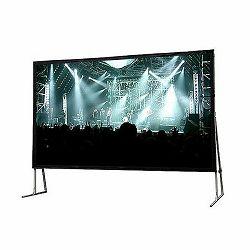 Prijenosno platno sa aluminijskom konstrukcijom Avtek FOLD 610, 630x401 cm, format 16:10