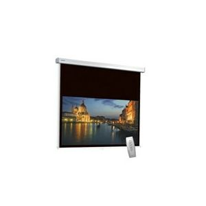 Projecta Cinema (RF) Electrol 117x200 cm. Matte White (black drop 70 cm)