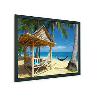 Projecta HomeScreen 128x216 cm. Matte White