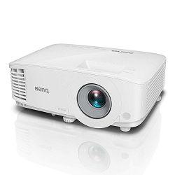 Projektor BenQ MS550, 800*600 SVGA, 3600lm, 1.1x, HDMIx2, mini USB-B, SmartEco, <0.5W, 2W zvučnik