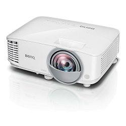 Projektor BENQ MW826ST, WXGA, 3400 ANSI, short throw