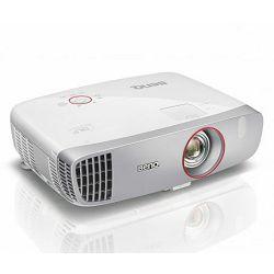 Projektor BENQ W1210ST, DLP, FullHD, Video & Gaming