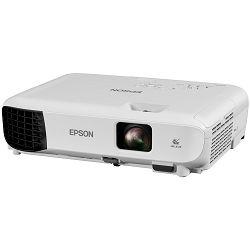 Projektor Epson EB-E10 3LCD, XGA, 1024 x 768,3600 ansi, HDMI in,V11H975040