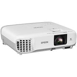 Projektor Epson EB-W39 3LCD, wxga,3500 ansi, hdmi V11H856040
