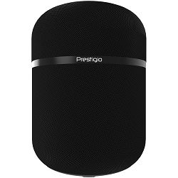 Prestigio Superior, portable speaker with output power 60W, BT5.0, TWS, NFC, 360° surround, built-in battery 12000 mAh (up to 10 hour battery life), hands free speakerphone support, touch control pane