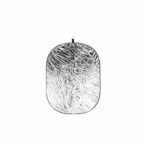 Quadralite Quantuum dosvjetljivač 2u1  91x122cm bijeli srebreni reflektirajući