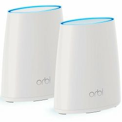 Netgear Orbi Whole Home AC2200 Tri-band Wifi System (2 units kit with desktop satellite, 250 m2 coverage)